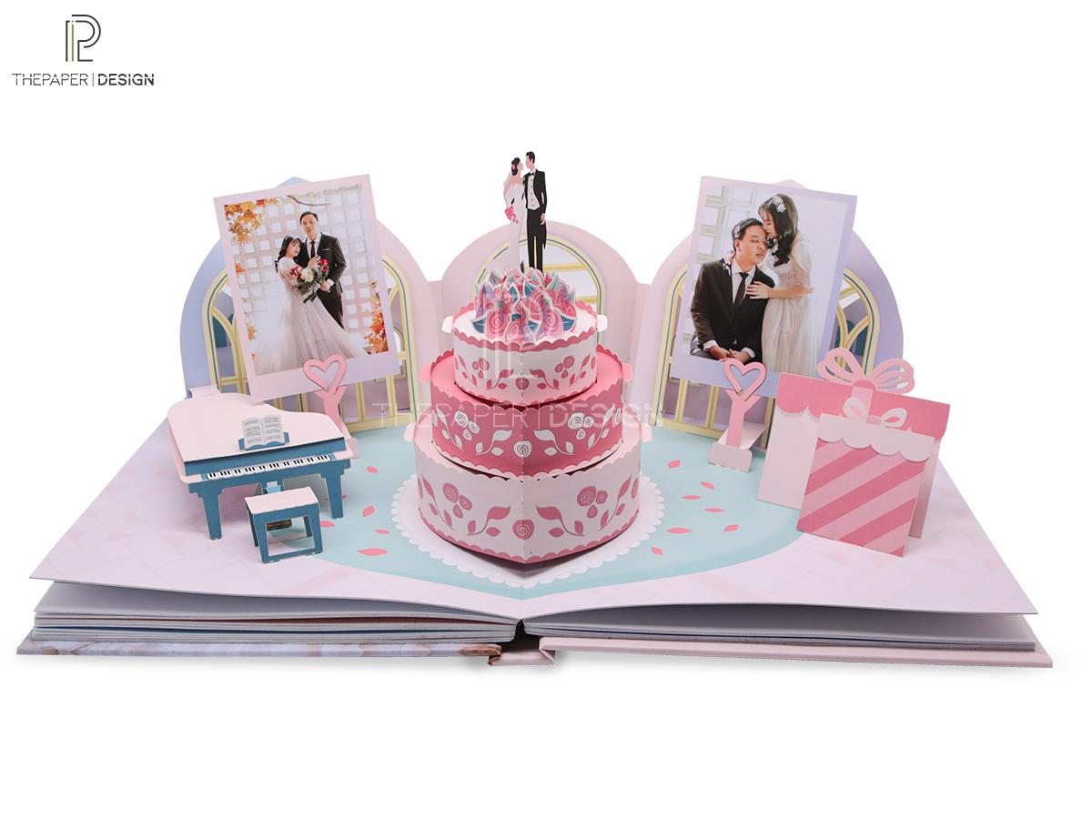 Photobook Wedding 3D - Lưu Giữ Khoảnh Khắc Đẹp Nhất Đời Bạn