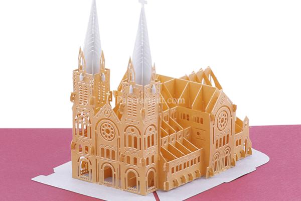5 Mẫu Thiệp 3D Đẹp Nhất Hiện Nay